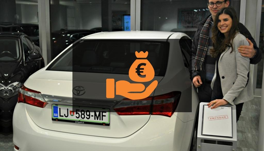 Cene rabljenih avtomobilov
